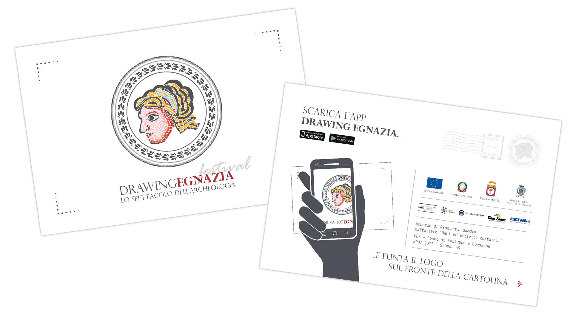 App Drawing Egnazia