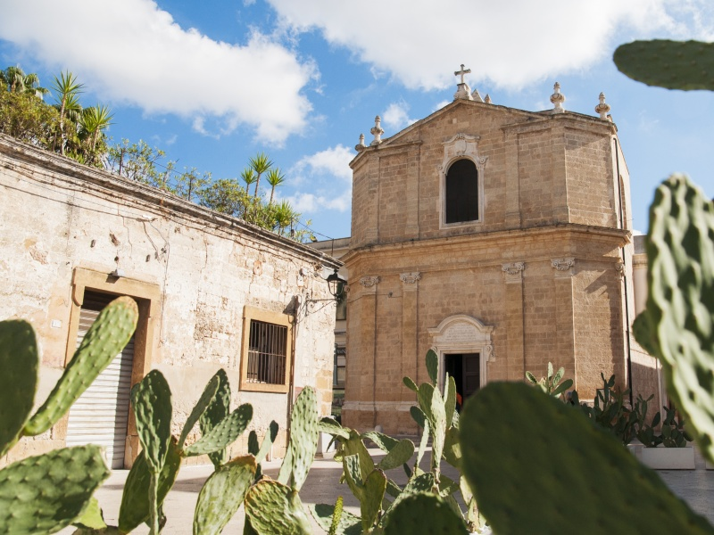 San Vito dei Normanni - Chiesa Santa Maria della Pietà