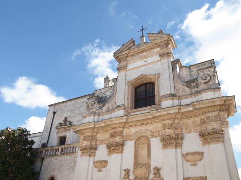 San Vito dei Normanni - Chiesa di San Giovanni